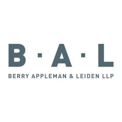 Berry Appleman and Leiden, UiPath Customer