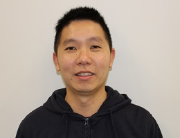 RPA Developer Jordan Chang